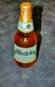Modelo imported beer