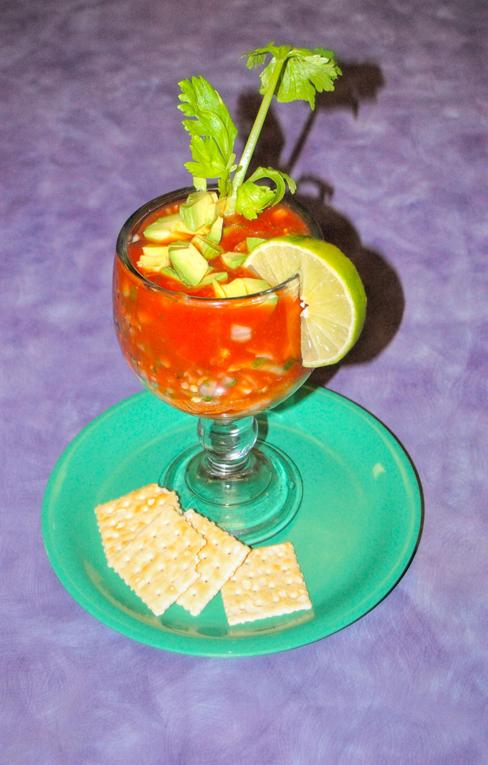 Cocktail de Camaron